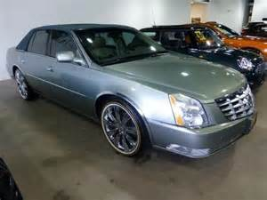 2006 Dts Cadillac For Sale Sell Used 2006 Cadillac Dts Base Sedan 4 Door 4 6l Light