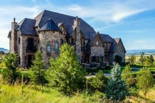 Tudor Style House Plans 2 75 Million English Tudor Style Brick Amp Stone Mansion In
