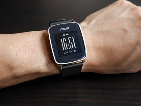 Smartwatch Asus Vivowatch asus vivowatch the fitness tracking smartwatch with a ten day battery hardwarezone sg
