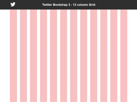 bootstrap grid template bootstrap 3 grid 12 column free psd by salvatore