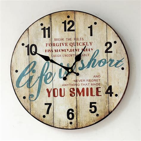 horloge murale antique aliexpress buy is vintage wall clock horloge murale large wall clock silent