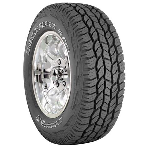 cooper discoverer  suv  light truck tire owl