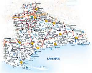 map of southern ontario canada southern ontario tourism