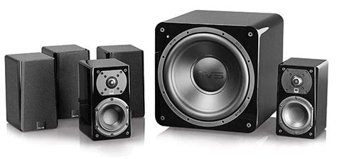 Home Theater Small Vs Large Speakers Top Picks Compact Speakers Sound Vision