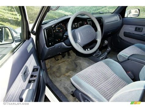 1999 Toyota Tacoma Interior by 1999 Toyota Tacoma Limited Extended Cab 4x4 Interior Photo