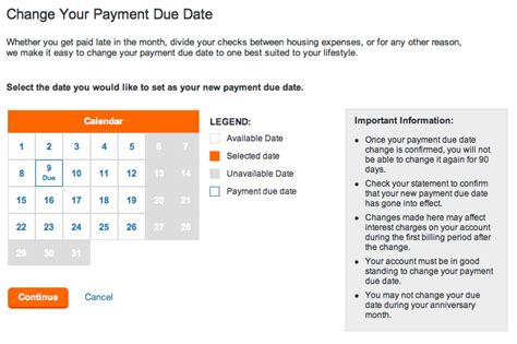 card payments before due date how to change credit card due dates at each bank