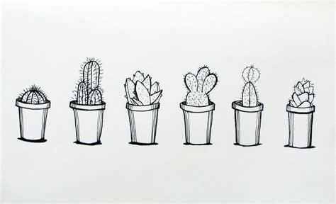 cactus doodle cacti 171 made