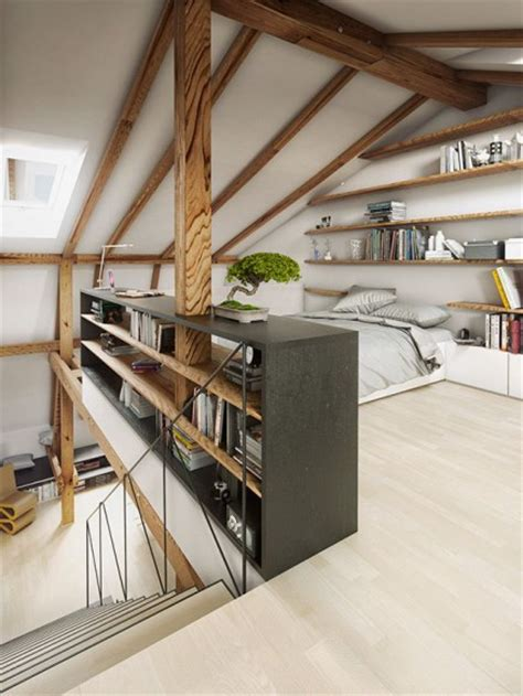 wohnideen dachboden 15x sch 246 nsten dachboden schlafzimmer wohnideen einrichten