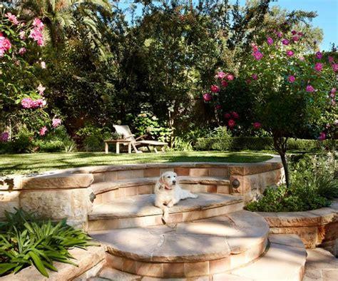 imagenes de casas con jardines grandes paisajes hermosos 50 ideas de jardines grandes y peque 241 os