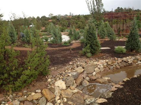 Botanical Gardens Santa Fe La Rambla Santa Fe Botanical Garden