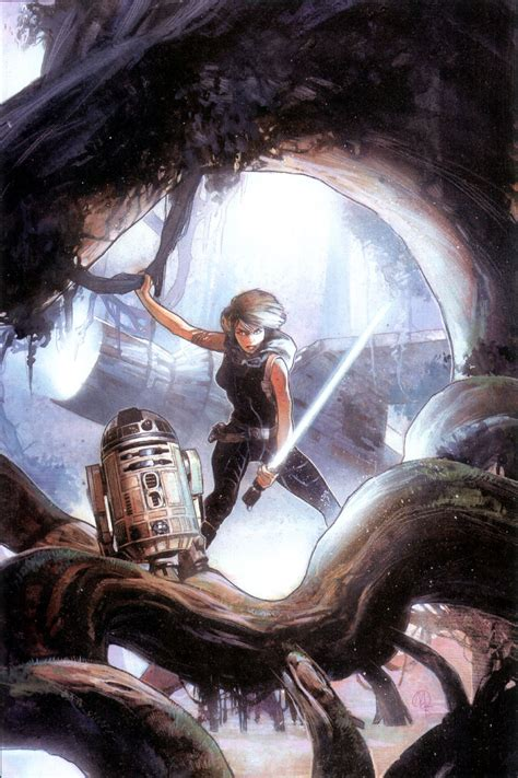 amazing star wars illustrations crispme