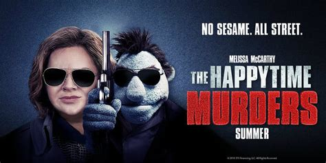 Murder In Time happytime murders band trailer teases filthy puppet noir