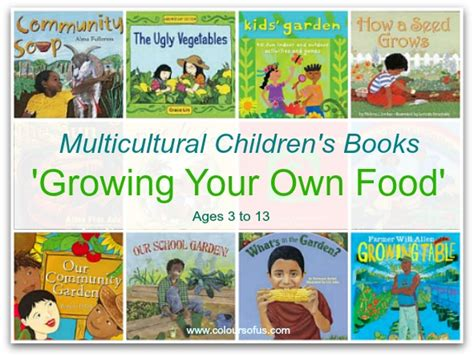 whereã s your hair books multicultural children s books growing your own food