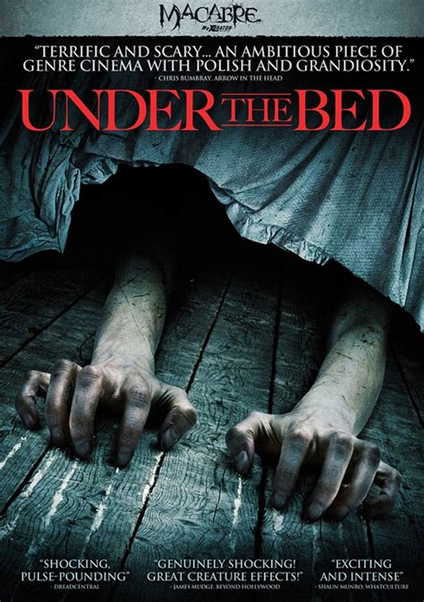 bed movie under the bed movie 2013 poster 1 icons of fright