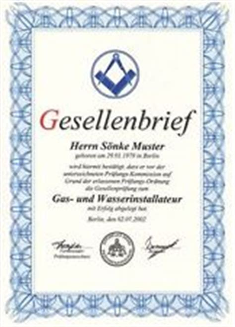 Kfz Lackierer Ohne Meisterbrief by Sammler Gesellen Meisterbriefe Ebay