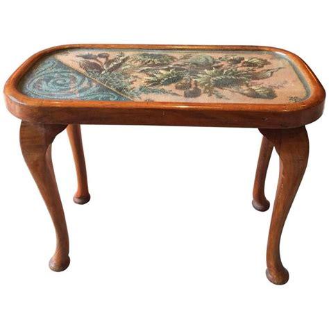 antique coffee table 19th century mahogany small