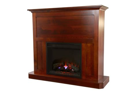 amish fireplaces for sale fireplace mantel with 23 quot insert from dutchcrafters amish