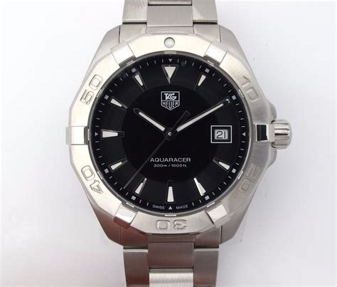 Tag Heuer Aquaracer Way1110 Ba0928 tag heuer aquaracer way1110 ba0928 ebay