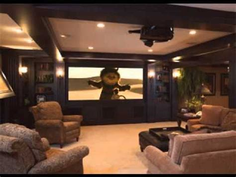 basement media room diy basement media room decorating ideas youtube