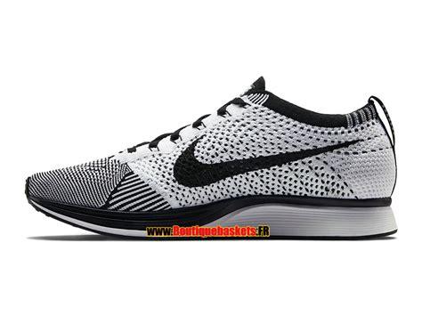 Best Seller Nike Flyknit Racer Platinumgrey Sneakers Pria Sepatu nike wmns flyknit racer unisex nike running shoe 180 s 180 sizing black white 526628