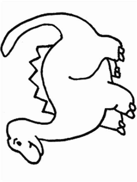 cartoon dinosaur coloring pages cartoon coloring pages