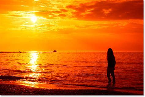 tutorial photoshop sunset warm golden sunsets with gradient maps photoshop tutorial