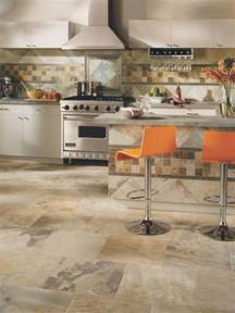 ceramic tile ideas for kitchens tile flooring in the kitchen hgtv