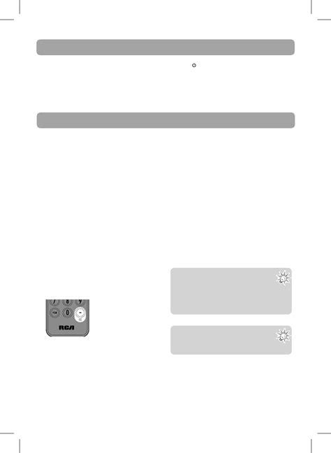 Page 12 of RCA TV Converter Box DTA800B1L User Guide