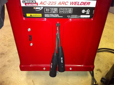 lincoln electric ac 225 stick welder lincoln electric ac 225 ac225 ac dc stick tig welder