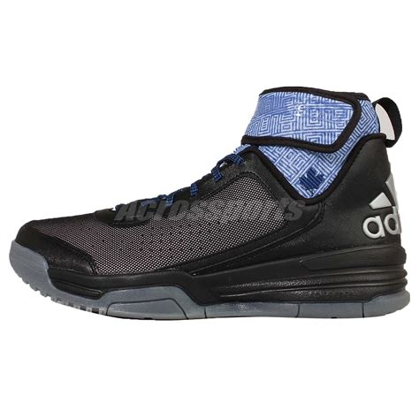 andrew wiggins shoes adidas dual threat bb andrew wiggins black blue min mens