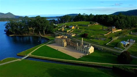 the site port arthur historic site australian convict site
