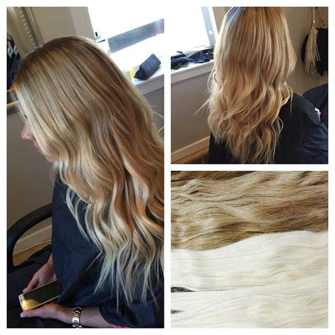 platinum and carmel hair extensions going going blonde perfect mix of platinum and carmel