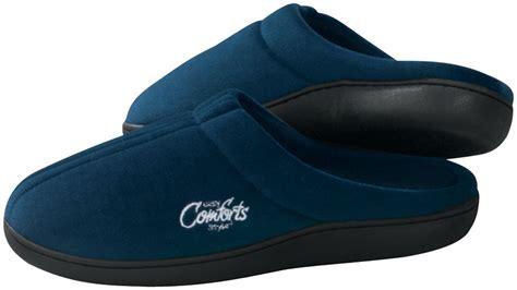 easy comforts easy comforts styletm memory foam slippers ebay
