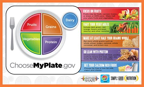 Printable Myplate Food Guide choose myplate food guide printable nutriton is so