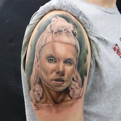 die antwoord tattoos freeky die antwoord tattoos tattoodo