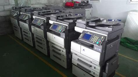 Mesin Fotocopy Bizhub 500 bizhub ramaikan rental mesin fotokopi digital dunia fotocopy