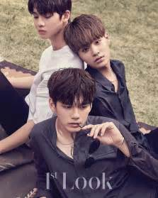 Wanna One Photo Wanna One For July Issue Of 1st Look Magazine