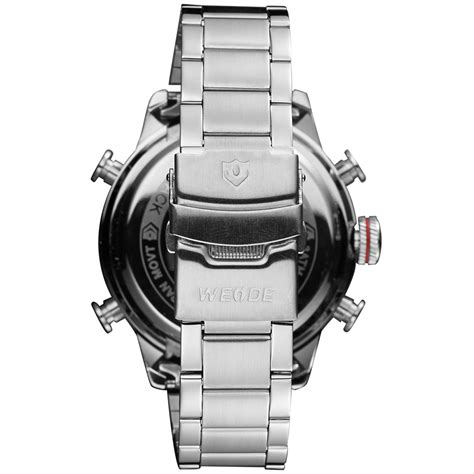 Timbangan Dapur Digital Stainless Steel Krischef weide jam tangan digital analog stainless steel wh6308 silver black jakartanotebook