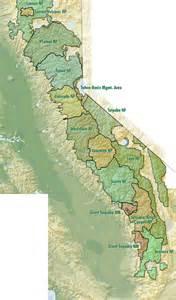 nevada mountains california map map of california nevada mountains california map