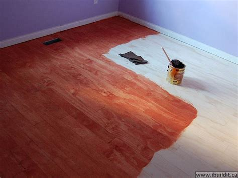 how to make plywood flooring