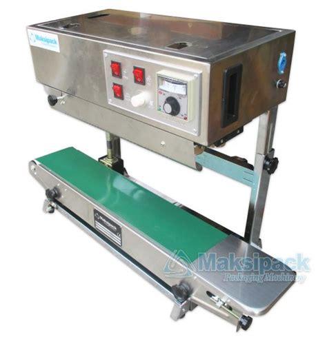 Mesin Sealer mesin continuous sealer fr 900lw toko mesin maksindo