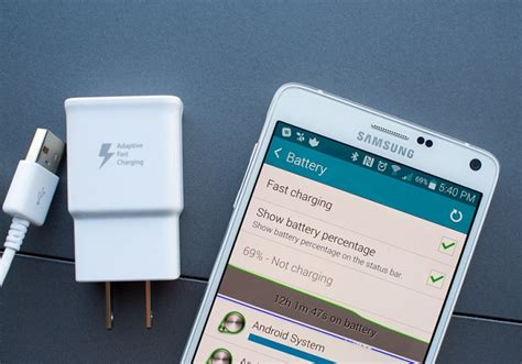Fast Charging Samsung Galaxy Original Charger Note 4 Note 5s6 samsung galaxy note 4 fast charging not working other
