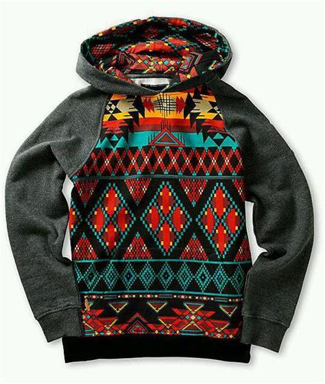 native pattern hoodies jacket sweater pattern aztec colorful hoodie winter