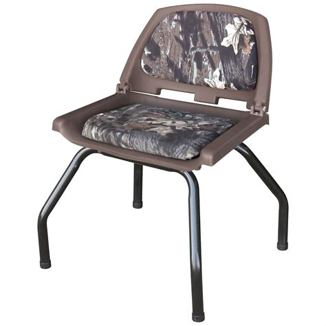 duck boat chair wise 174 combo duck boat blind seat 204001