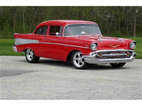 chevrolet 1957 for sale 1957 chevrolet bel air for sale classiccars cc 978430