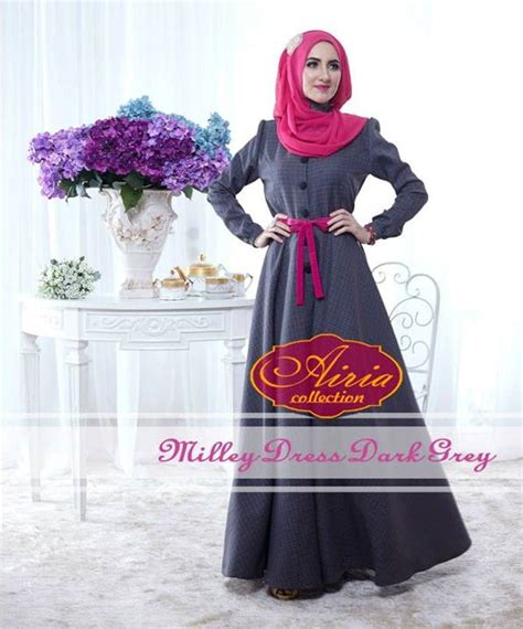 Baju Dress Anak Perempuan Lv 09 Dress Osela Kidos pin wallpapers fashion muslimah islamic 1024x768 157463 on