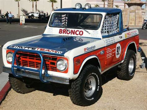 Bill Stroppe Baja Bronco