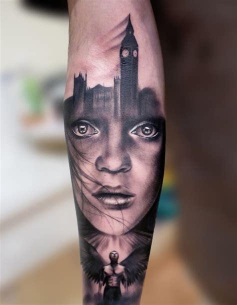 black and grey face tattoo 50 stunning black and grey tattoos tattoos era
