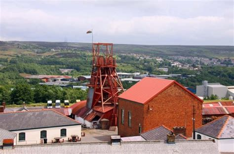 Big Pit Big Pit National Coal Museum Brecon Beacons National
