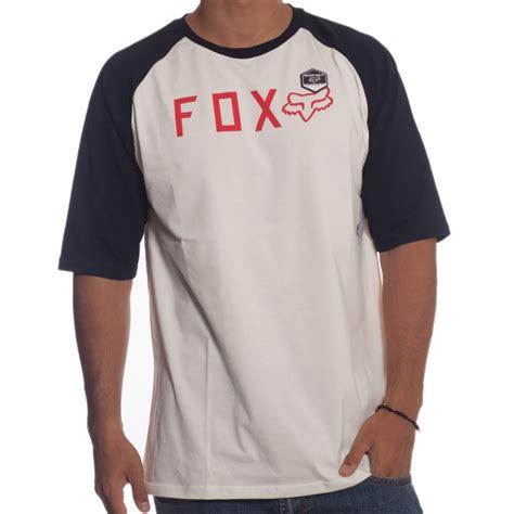 Tshirt Speed Racing Bk t shirt fox racing kill ss raglan wh bk acquista